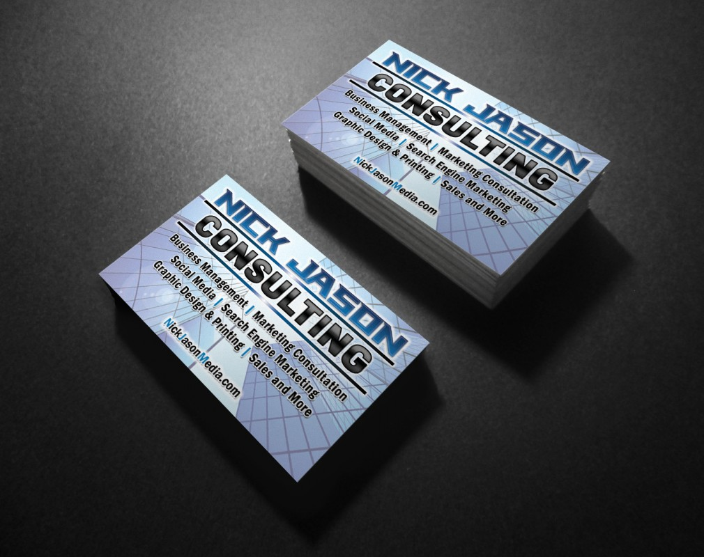 Full Color Business Cards | Free Shipping