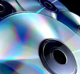 CD / DVD Duplication & Printing