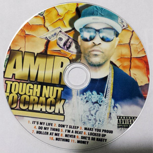 CD Duplication - Amir