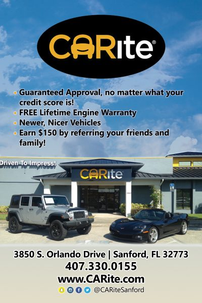 CARite Flyer (Sanford, Florida)