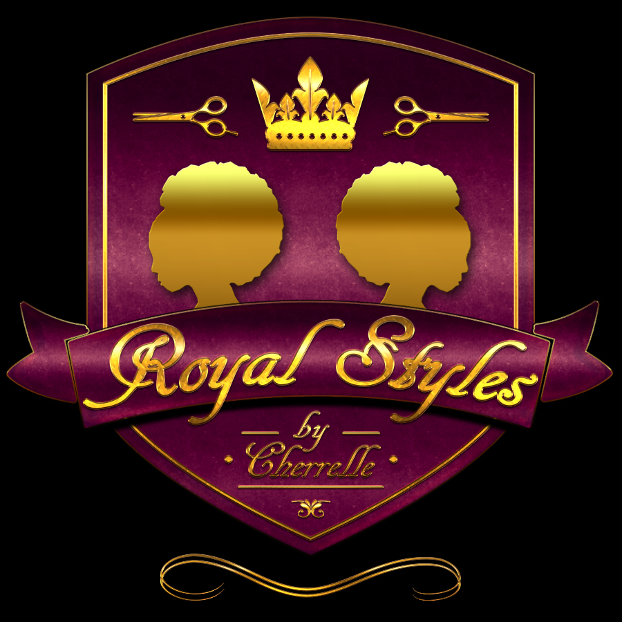 Royal Styles Logo (Metalic Version)